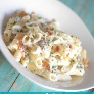 Penne Carbonara I Mommy Hates Cooking
