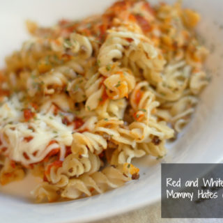 Baked Cheesy Penne