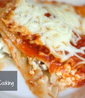 Mom's Healthy Lasagna