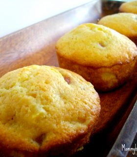 Picky Eaters: Corn Dog Muffins