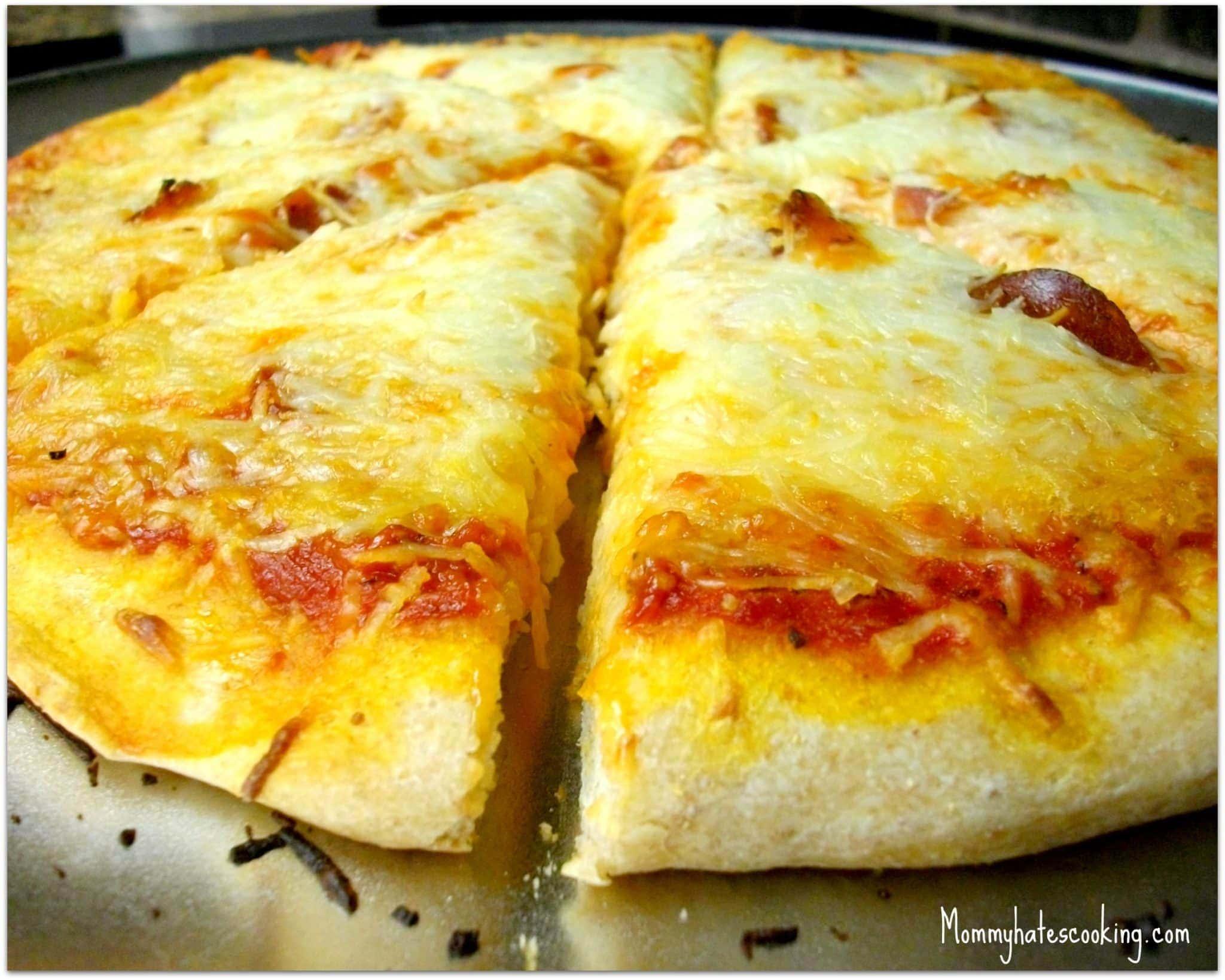 Pepperoni Pizza