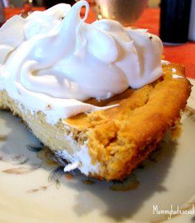 Kraft Pumpkin Spice Cheesecake