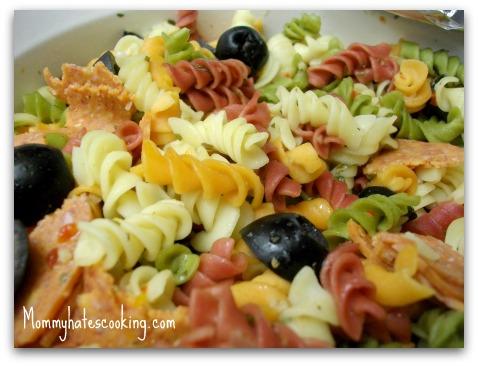 Sarah's Famous Pasta Salad