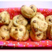 Chocolate Chip Banana Muffins