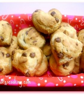Picky Eaters: Chocolate Chip Banana Muffins