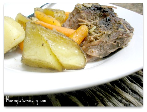 Friday Favorite: Oven Pot Roast