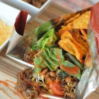 Easy Walking Taco Salad