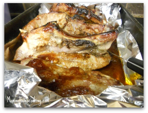 BBQ Country Style Ribs in the Oven