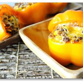 Mexi Stuffed Peppers