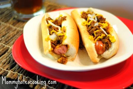 Chili Dogs