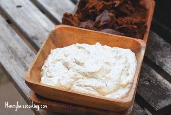 Creamy Dill Dip