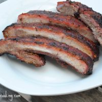 Brown Sugar BBQ Ribs