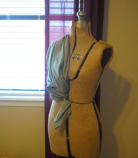 Pinterest Project: Dress Forms