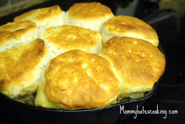 Sizzling Skillets Giveaway And Chicken Pot Pie Mommy Hates Cooking