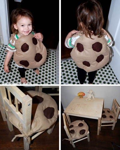 Pinterest Project: Cookie Costume