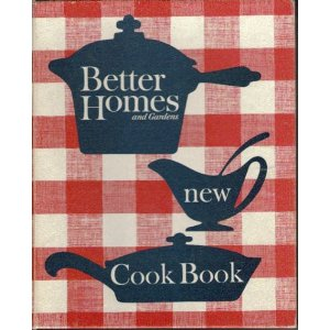 Cookbook highlight better homes and gardens 1965 mommy Better homes gardens tv show recipes