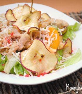 Apple Cider Salad