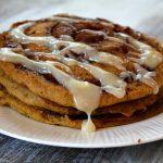 cinnamonrollpancakes