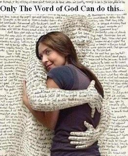 Pinterest Project: Word of God