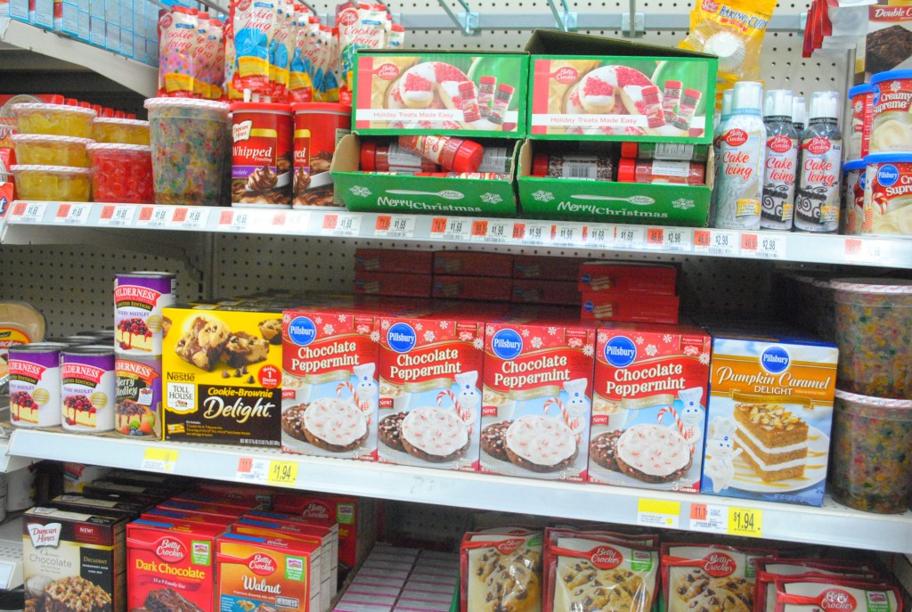 bake center aisle