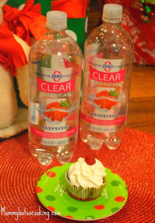 clear american choclate raspberry