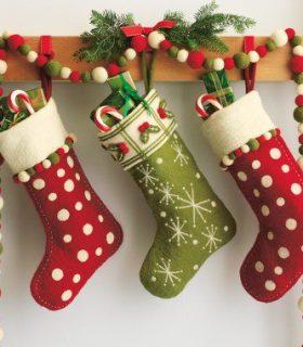 Champions for Kids: Christmas Stockings