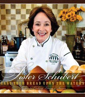 sister schuberts cookbook