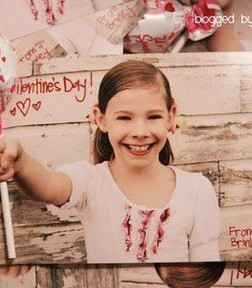 Pinterest Project: Picture Valentine's