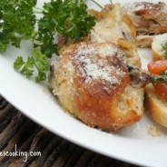 parmesan oven friend chicken