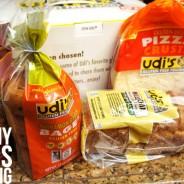 udi's gluten free foods
