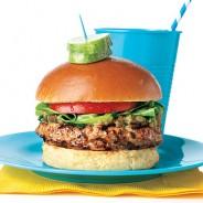 Cooking Light Burger