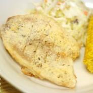 Parmesan Baked Tilapia