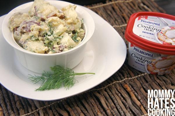 Potato Salad Recipe With Philadelphia Cream Cheese