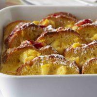 Make Ahead Stuffed French Toast