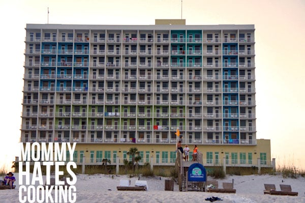 Travel Tips and Review for Holiday Inn Resort Pensacola Beach