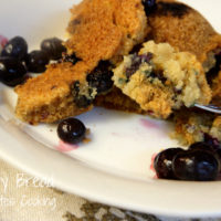 Homemade Blueberry Bread Mommy Hates Cooking