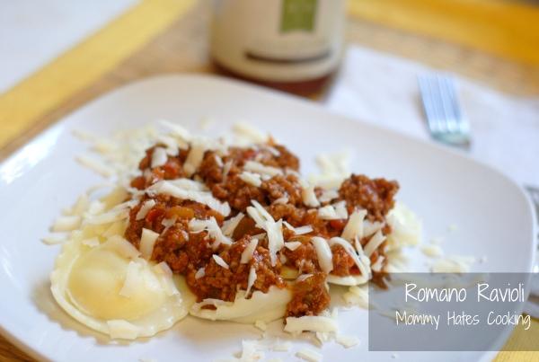 rose romano's ravioli