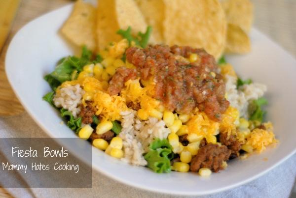 fiesta taco bowls