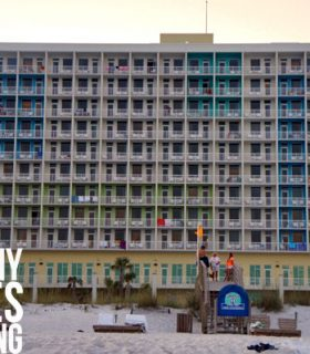 Giveaway:  Beach Vacation to Holiday Inn Resort in Pensacola