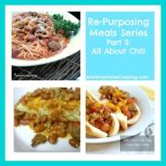 re-purposing chili