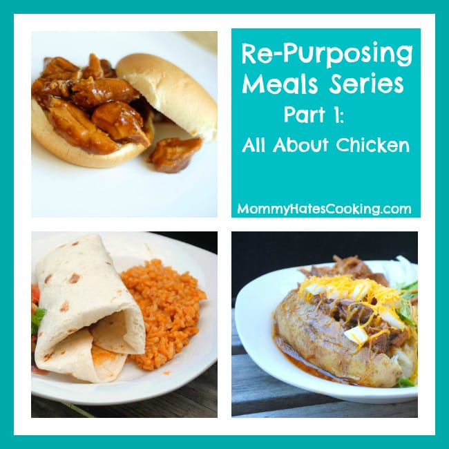 repurposing meals