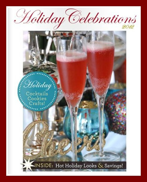 Holiday Celebrations 2012 With The Holiday E-Guide