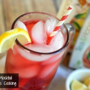 wild fruity mocktail