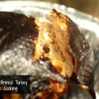 Brined and Smoked Turkey