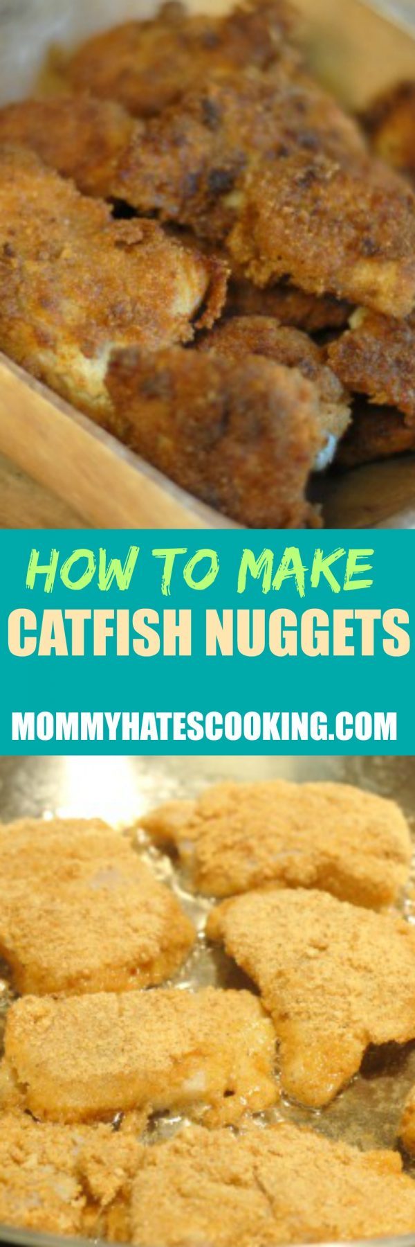 How to Make Catfish Nuggets