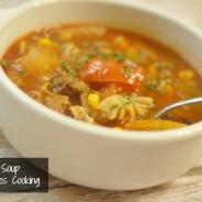 pasta soup