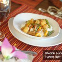 Hawaiian Chicken Stir Fry