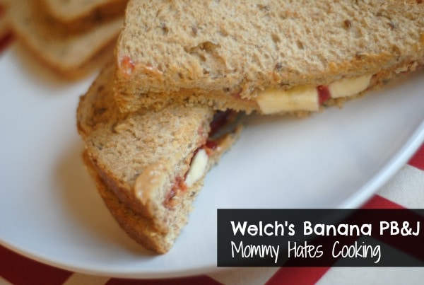 Welch's Peanut Butter & Jelly