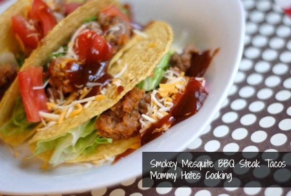 Smokey Mesquite Tacos