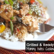Grilled & Ready Stir Fry